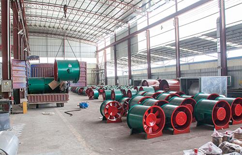 厂房整体设备