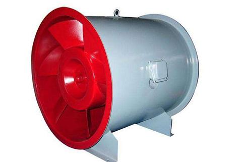 SWF高效低噪混流风机