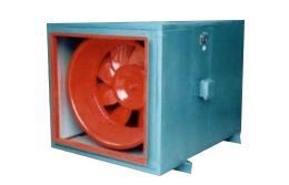 HLF-6低噪音混流风机箱